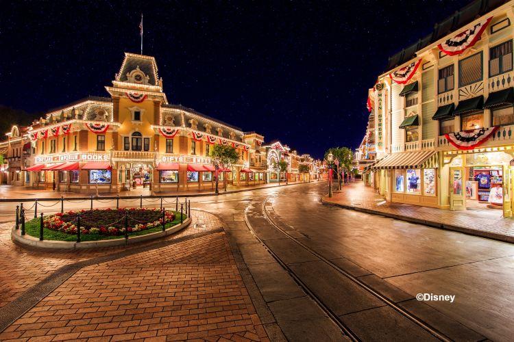 디즈니랜드 파크3
