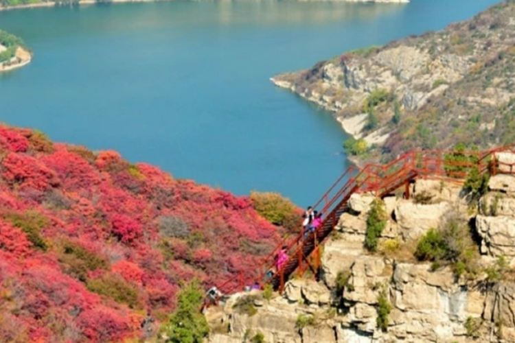 Tianci Mountain Sceneic Area1