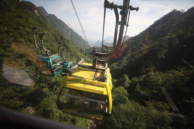Damingshan Scenic Area4