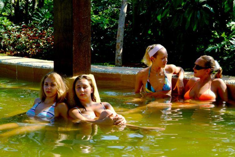 Boao Dongyu Island Hot Springs Resort1