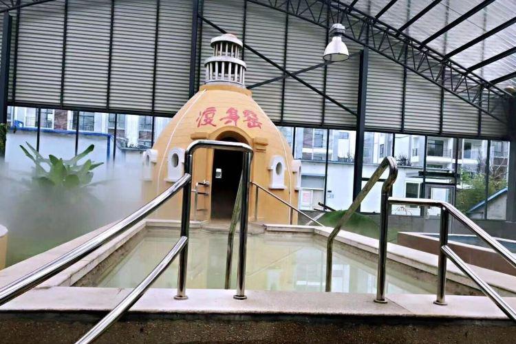 Hongze Laozishan Hot Spring Village4