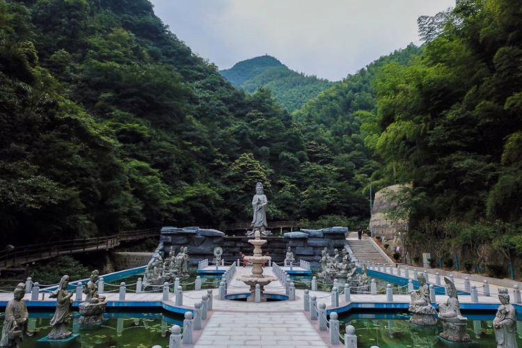 安吉靈溪山風景區1