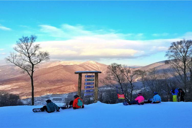 北大壺滑雪場4