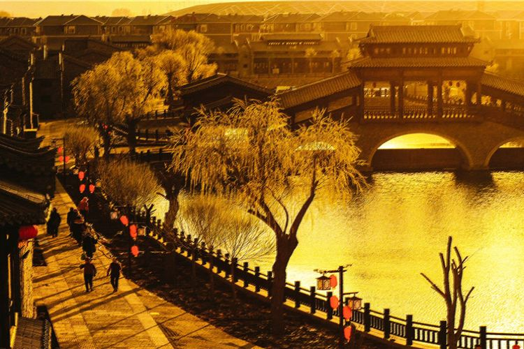 丹霞口旅遊度假小鎮4