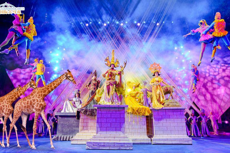 Chimelong International Circus4