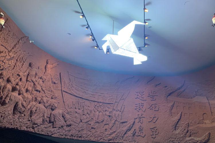 칭다오 세계1차대전 유적박물관2