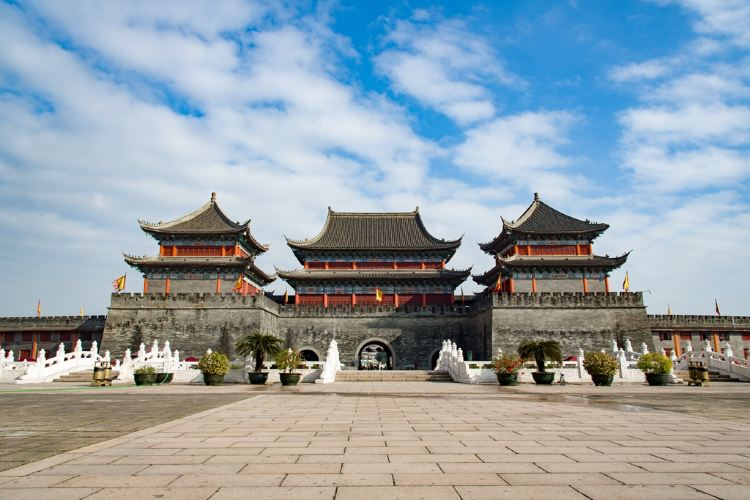The CCTV Nanhai Movie and TV Town1
