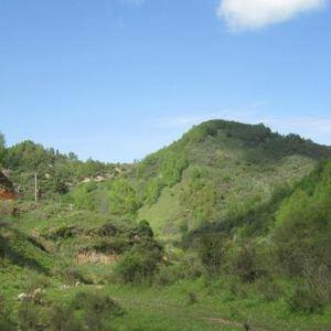 天井峡景区旅游景点攻略图
