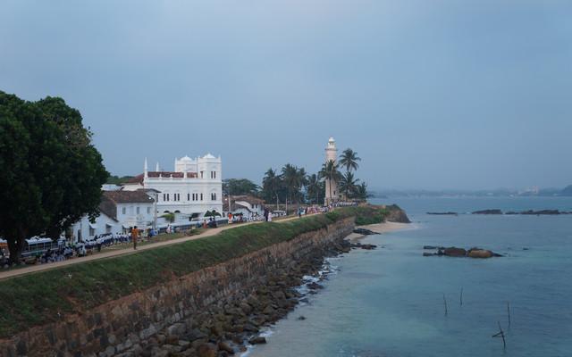 【2015】走进斯里兰卡之十四:加勒(上)