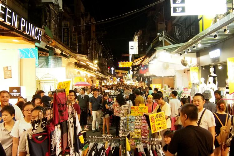 Shilin Night Market2