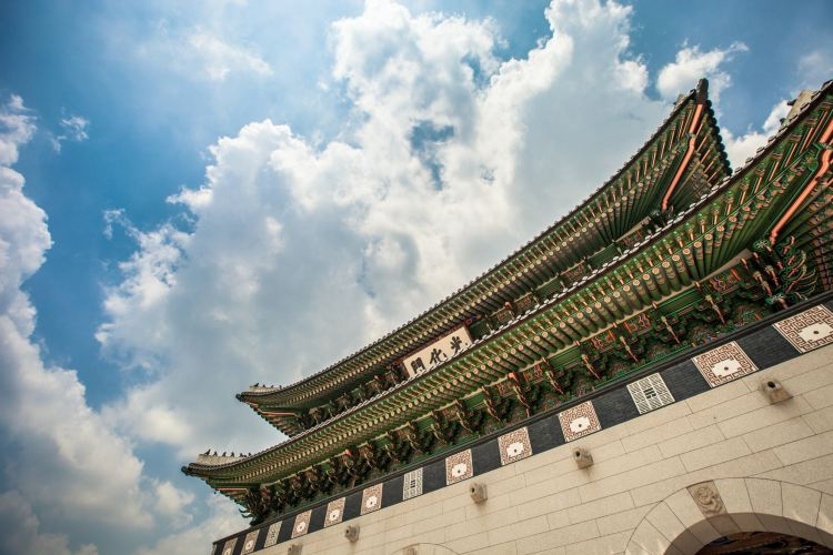 Gwanghwamun Square1