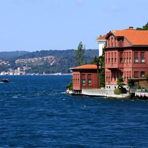 费特希耶游记图文-我的夏天是蓝色的——就这么来到了蓝色土耳其(上篇)