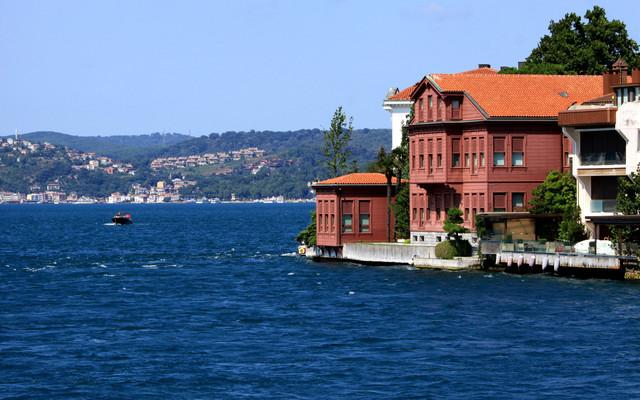 我的夏天是蓝色的——就这么来到了蓝色土耳其(上篇)