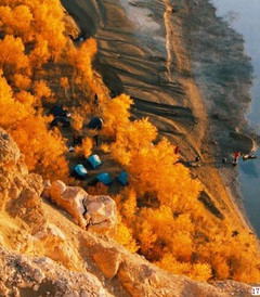 [巴音郭楞游记图片] 徒步死亡之海——塔克拉玛干沙漠(图文)