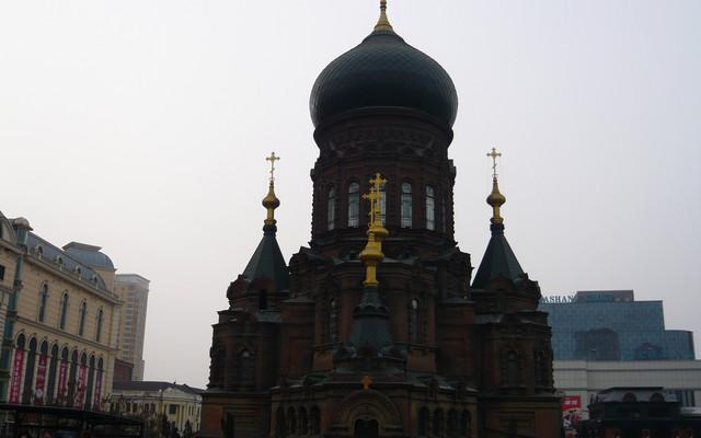 廿四时下哈尔滨——小蕾MM带你一起旅行之情迷大东北★冰城哈尔滨+亚布力滑雪★