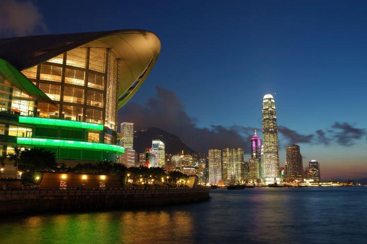 香港會議展覽中心1