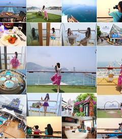 [日本游记图片] 2015.6 天海之约:邮轮慢生活+公海深呼吸
