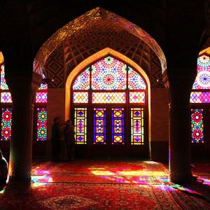德黑兰游记图文-【1393年,我在波斯,晴】