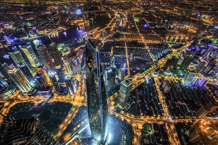 상하이 세계금융센터3