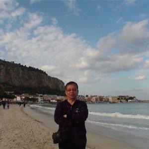 巴勒莫游记图文-[原创]游览巴勒莫的蒙德罗海滩--意大利17.西西里14.赛马西38.