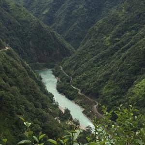 泸水游记图文-2015夏自驾云南之怒江大峡谷