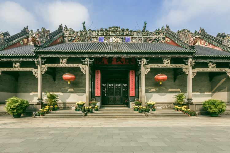 Chen Clan Ancestral Hall2
