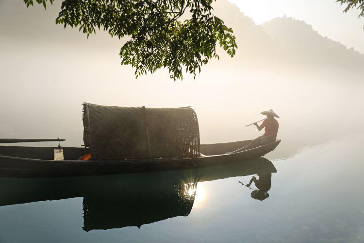 Dongjiang Lake Scenic Area3