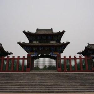 郏县游记图文-郏县三苏祠和墓一日游攻略