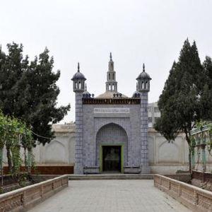 玉素甫·哈斯·哈吉甫墓旅游景点攻略图