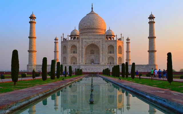印在我心里的国度-我在印度的23个日子(上)