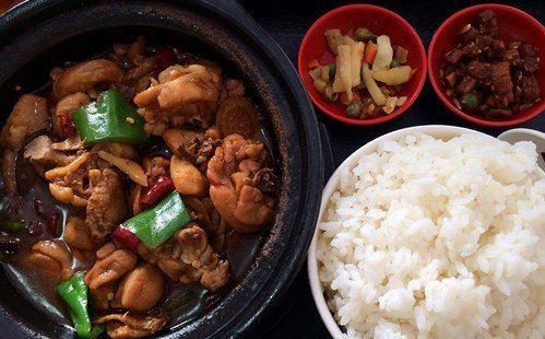 彭德楷黃燜雞米飯(疊彩店)