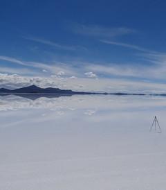 [玻利维亚游记图片] 天空之鏡 Salar del Uyuni