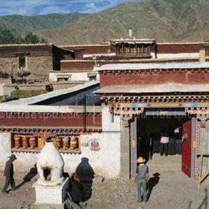 次巴拉康寺旅游景点攻略图