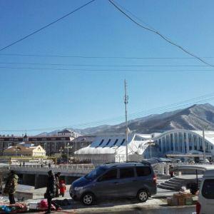 冰雪文化博物馆旅游景点攻略图