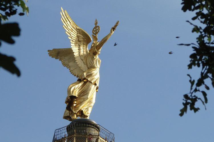 柏林胜利纪念柱 2