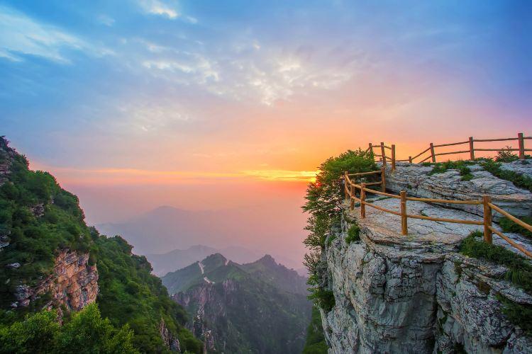 Baishishan World Geopark1