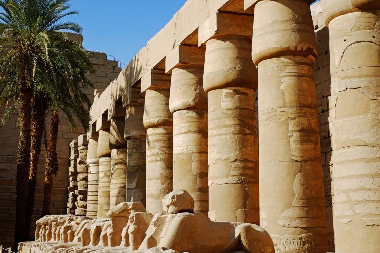Temple of Karnak1