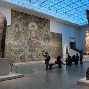 东亚艺术博物馆旅游景点攻略图
