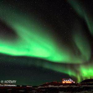 挪威游记图文-【极北极美】漂洋过海来看你,记一次说走就走的极光之旅