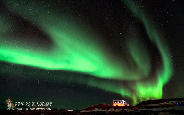 【极北极美】漂洋过海来看你,记一次说走就走的极光之旅