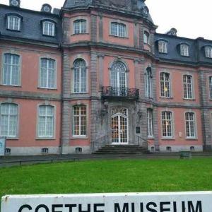歌德博物馆旅游景点攻略图