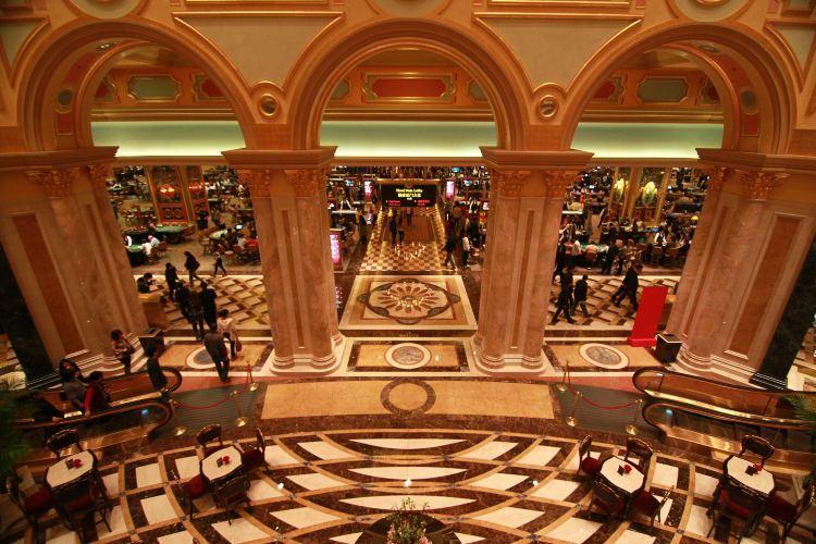 Casino at Venetian Macao2
