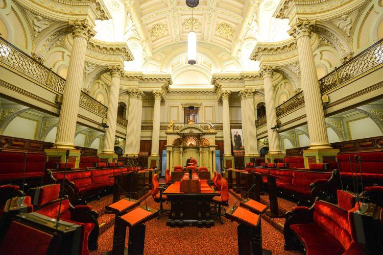 빅토리아 주 의사당1