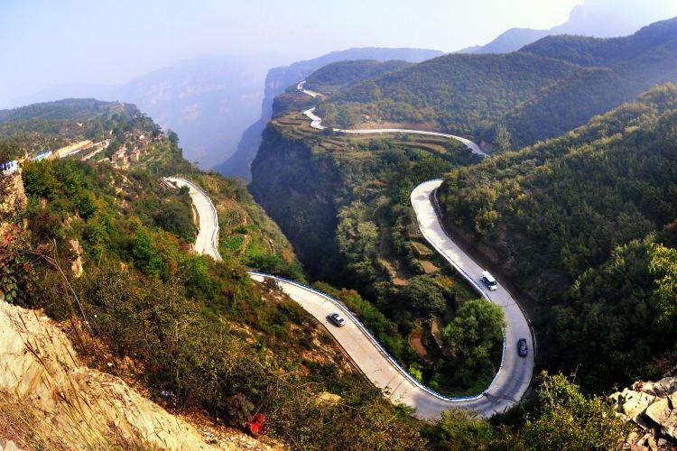 Taihang Grand Canyon Scenic Area2