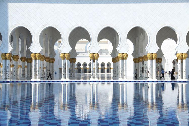 謝赫扎耶德清真寺1
