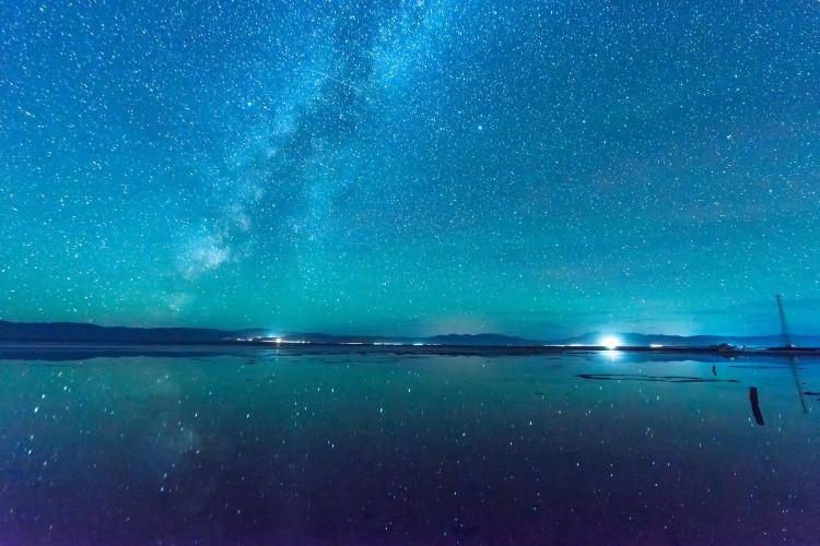 茶卡鹽湖3