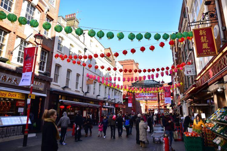 London Chinatown3