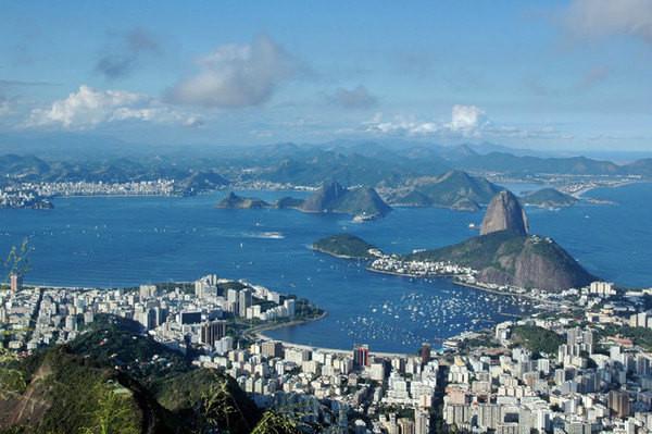 桑巴国度--巴西