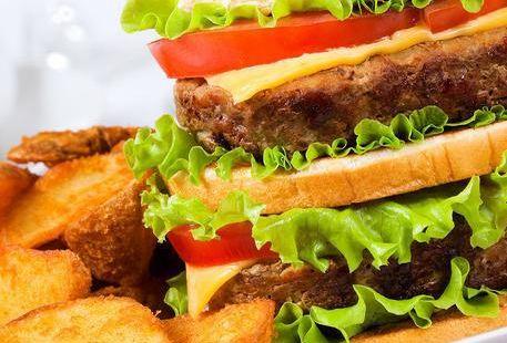 曼立多炸雞漢堡·清真(七道灣店)