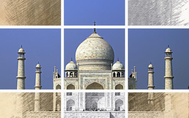 印度:一半是火焰,一半是泪水